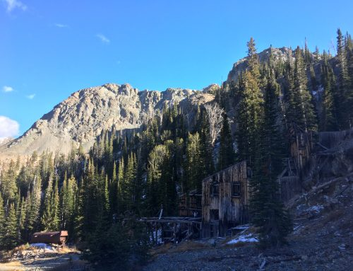 Boulder City – Ketchum, Idaho